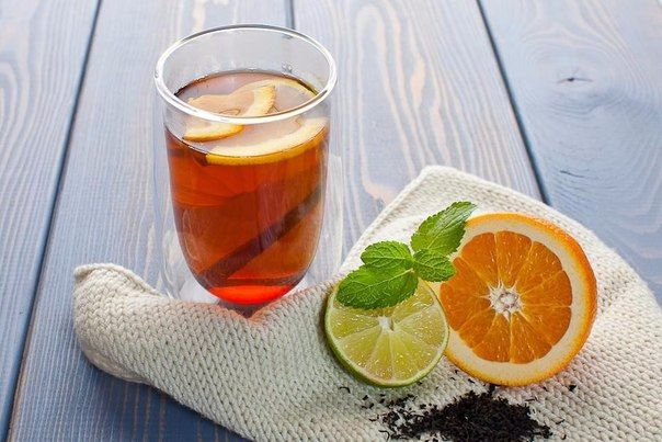 French maple tea – do not get sick!