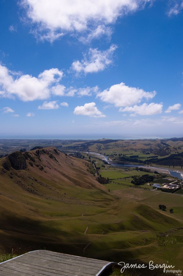 Another view from Te Mata peak