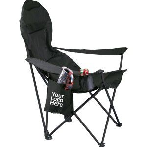 Custom Printed Deluxe Lounge Padded Folding Chairs Allow Users To Settle For A Luxury With Minimum