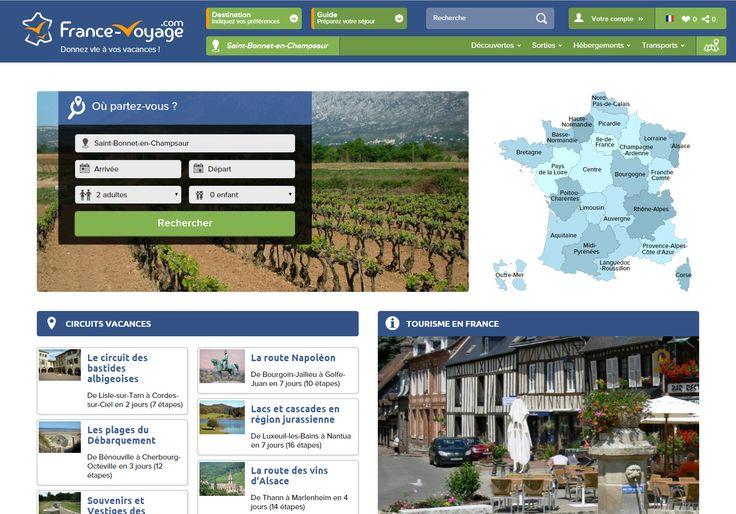 Ontdek de schatten in de streken van Frankrijk, bereidt uw vakantie of weekend voor: een schat aan praktische- en culturele informatie.