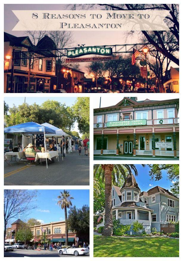 I LOVE PLEASANTON! 8 Reasons why you should move here :)