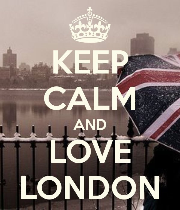 love in england