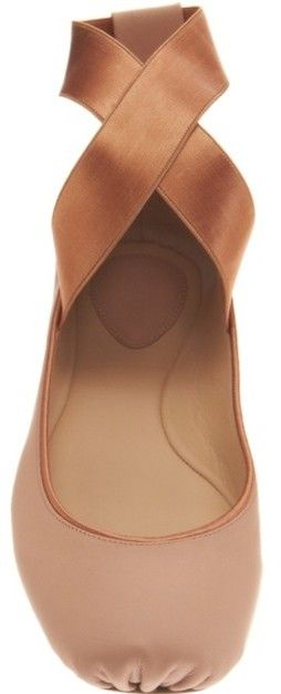 Chloe-Criss-Cross-Ankle-Strap-Ballet-Flat-♥✤ | Keep the Glamour | BeStayBeautiful