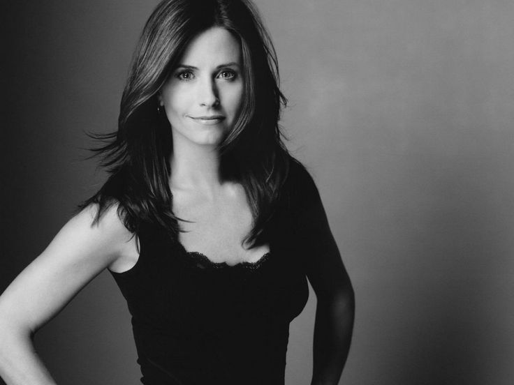 Monica Hair Styles: 97 Best Images About Courteney Cox On Pinterest