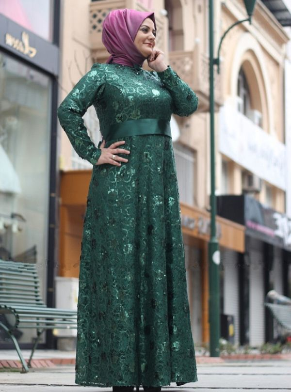 Tips Memilih Busana Muslim Untuk Orang Gemuk