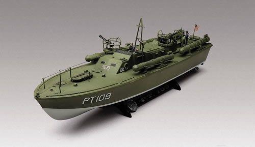 Scalehobbyist.com: Pt-109 Pt Boat by Revell Monogram