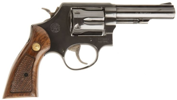 Taurus 38 special revolver ! A super reliable and well ...