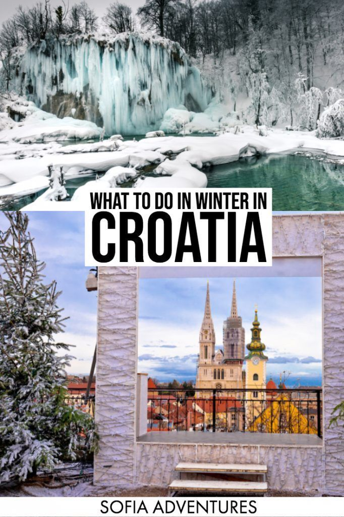 11 Magical Things To Do In Croatia In Winter Sofia Adventures Croatia Travel Balkans Travel Croatia