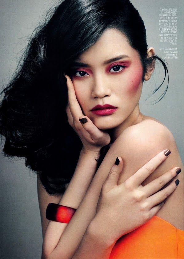 Asian model lists