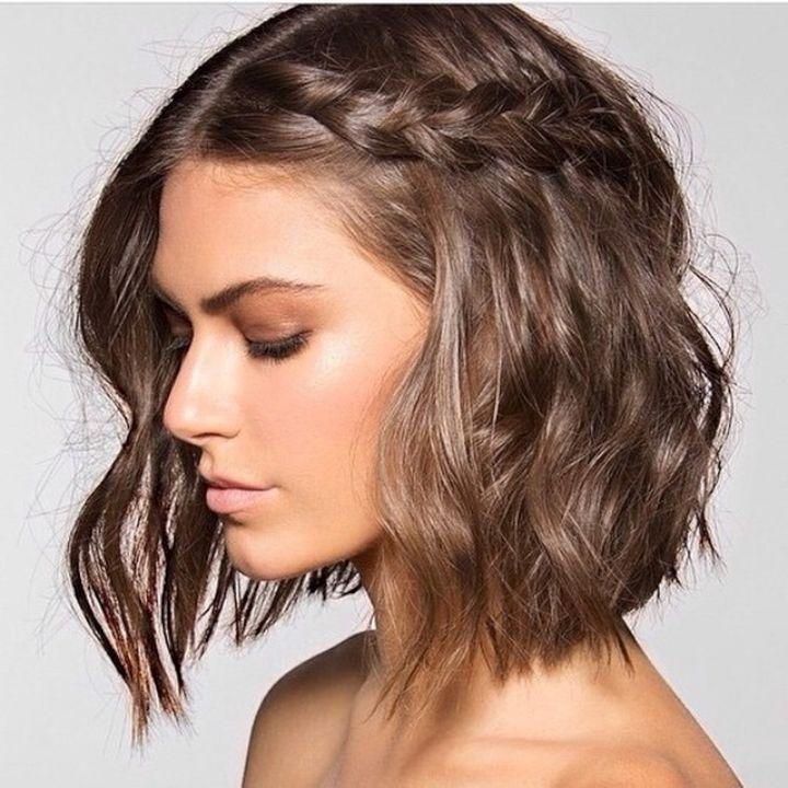 Frisuren mittellang damen dunnes haar