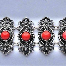 Филигранные браслеты и колья