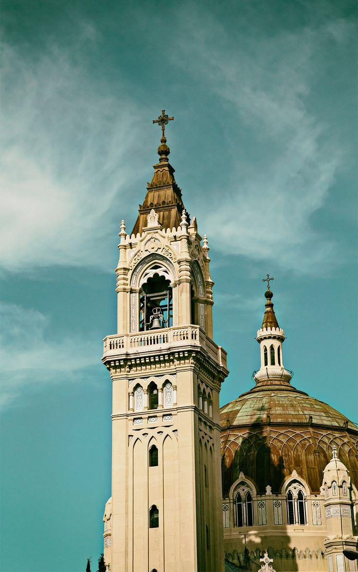 Iglesia San Manuel y San Benito