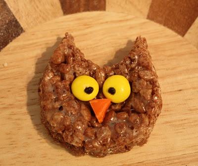 Cocoa Krispie OWLS