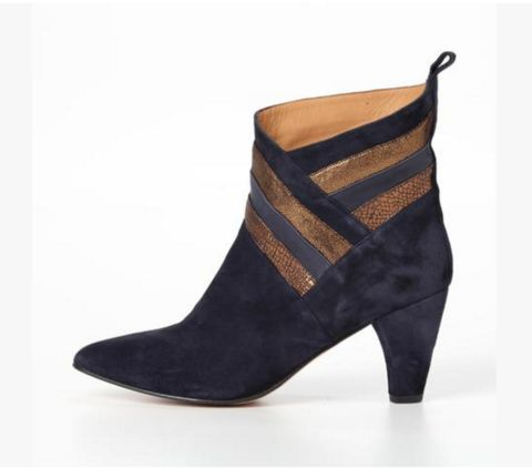 Emma Go Murcia Leather Ankle Boots
