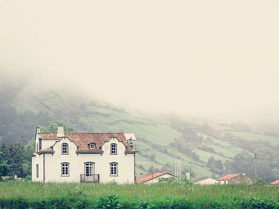 Azores Photography Country Home Decor Portugal Prints