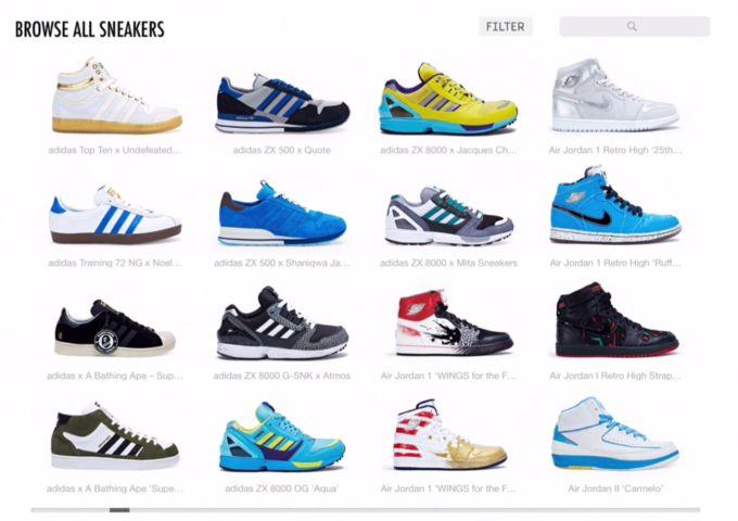 sneakers guide