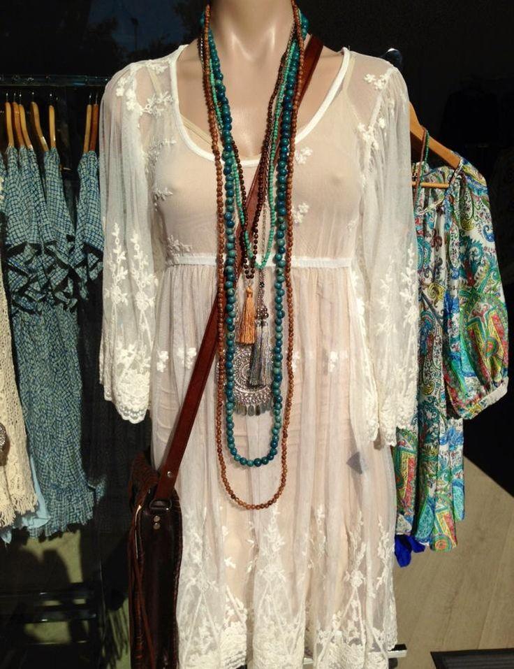 Boho lace dress from JOJO Noosa Heads