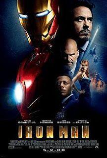 Iron Man 1 - online 2008