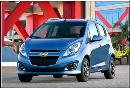 2017 Chevrolet Spark Concept, Powertrain And Specs