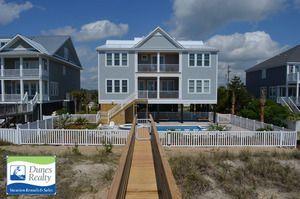 Garden City Beach Rental Beach Home: Water Music | Myrtle Beach Vacation Rentals by Dunes Realty