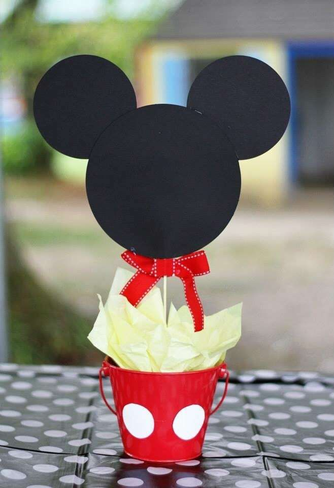 Mickey Mouse Birthday at the Farm | CatchMyParty.com