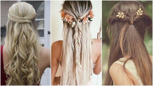 ¿Tienes una boda próximamente o tú misma te casas? Echa un vistazo a las tendencias de peinados para este otoño