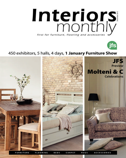 Great feature in @Interiorsm December Issue with our Flooring Digital Insight Report