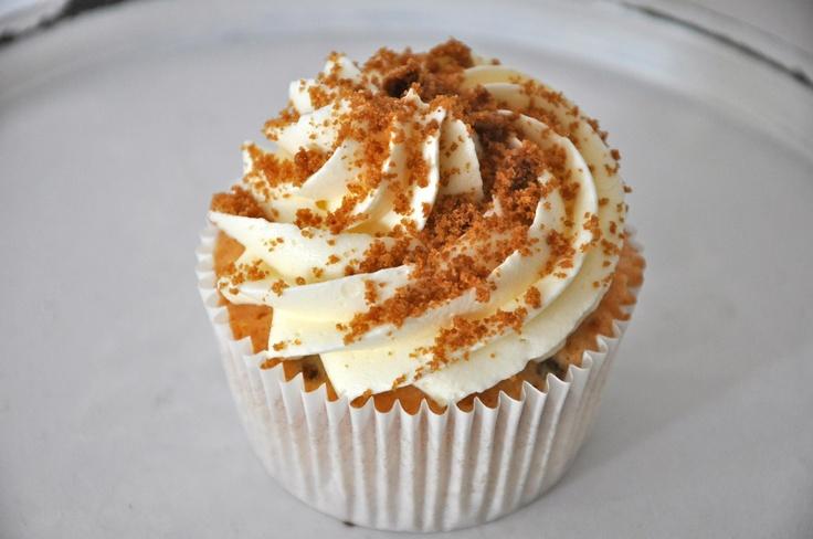 Bastogne cupcake