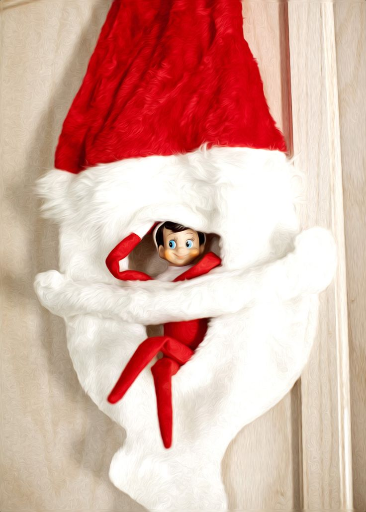 These Elf on the Shelf ideas are hilarious! Will definitely be using these this year.