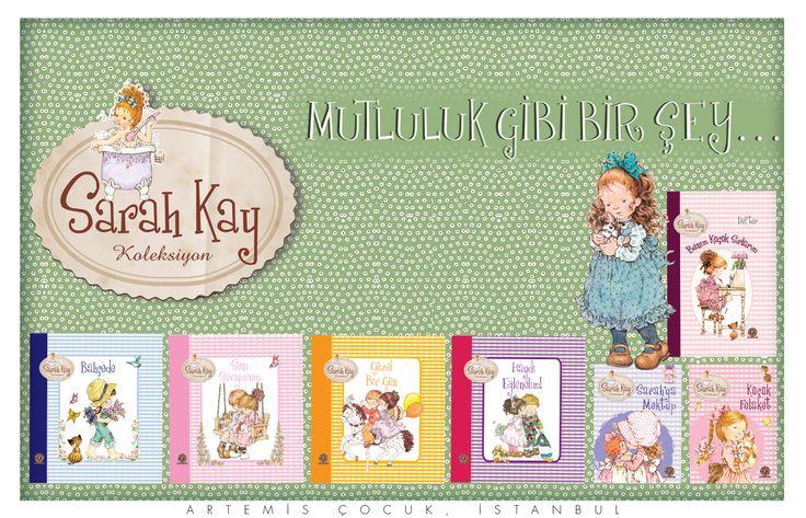 Sarah Kay #childrenbook #vintage