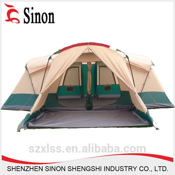 3 Room Gl&ing Outdoor Family Tent Party C&ing Tent - Buy Outdoor Family TentGl&ing  sc 1 st  Pinterest & Best 25+ 3 room tent ideas on Pinterest | Kids reading tent Diy ...