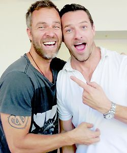 Teen Wolf ~ JR Bourne and Ian Bohen
