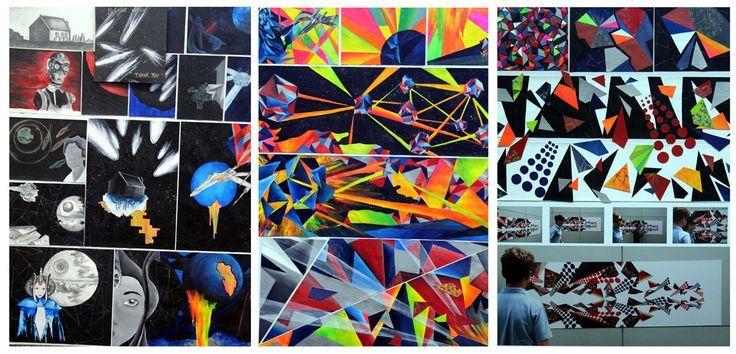 Top Art Exhibition - Painting » NZQA