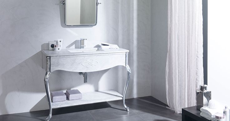 The 24th PORCELANOSA Grupo Exhbition News: bathroom furniture for every style by Gamadecor