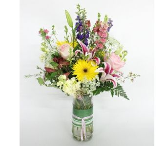 75 best bell flowers custom designs images on pinterest leveon order garden grace from bell flowers your local silver spring florist send garden grace for fresh and fast flower delivery throughout silver spring mightylinksfo Image collections