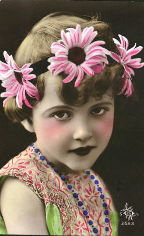 lots of vintage photos of children