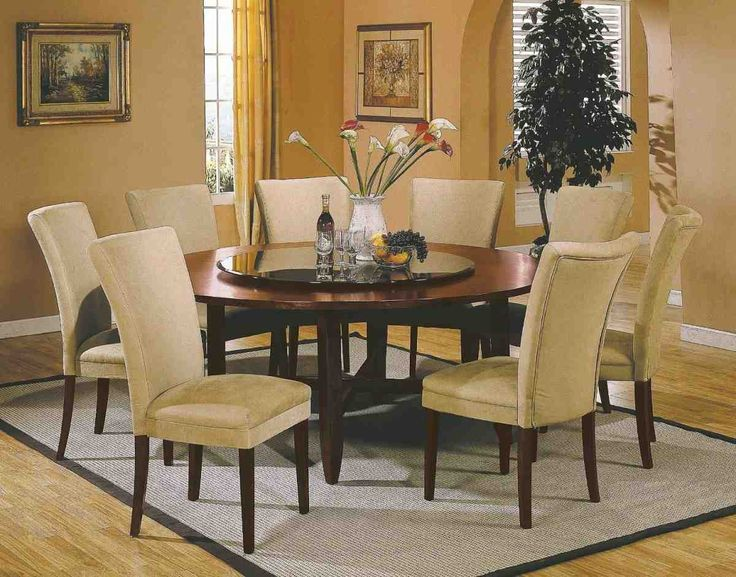 Round Dining Room Table Decorating Ideas Part 87
