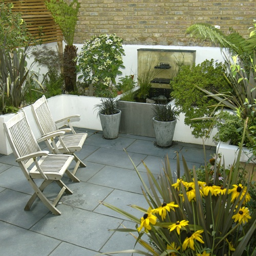 Courtyard Garden Ideas Uk 26 best garden ideas images on pinterest | garden ideas, courtyard