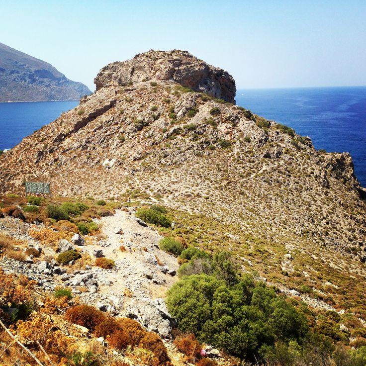 Kasteli Castle, Kalymnos