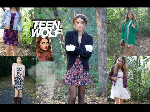 Get The Look: Lydia Martin | Teen Wolf - YouTube