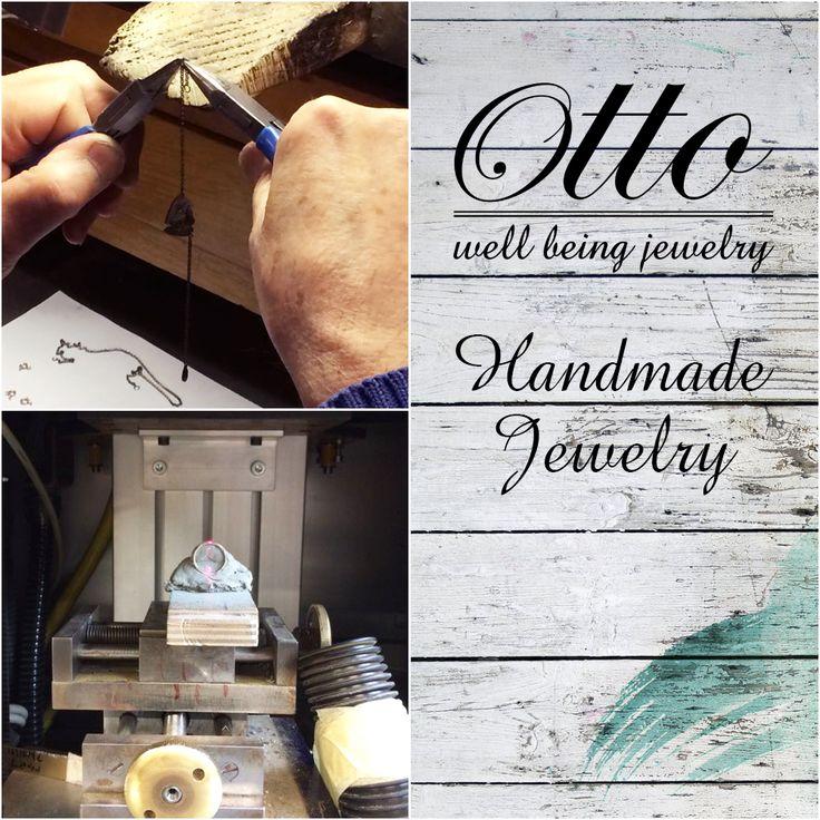 Otto Jewels..Handmade with Love  #ottojewels #handmade #jewelry #love