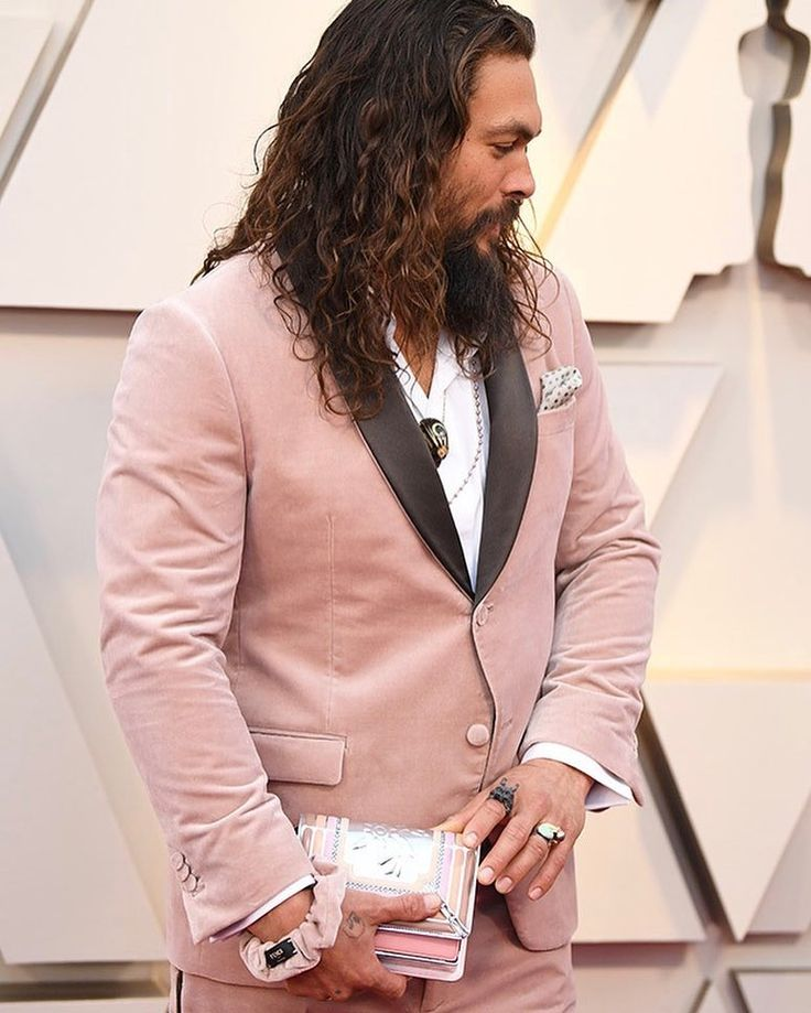 Jason Momoa-@ The Oscars 2019