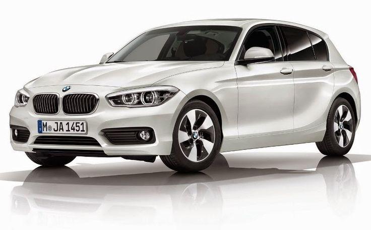 BmotorWeb: BMW Série 1 2016