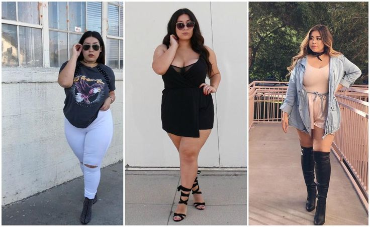 Las 6 prendas imperdibles para las chicas curvy esta temporada
