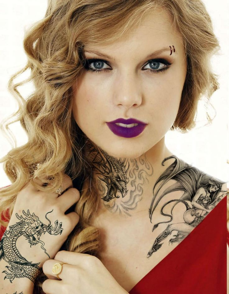 Taylor Swift Punk edit by Nickilou23.deviantart.com on @DeviantArt