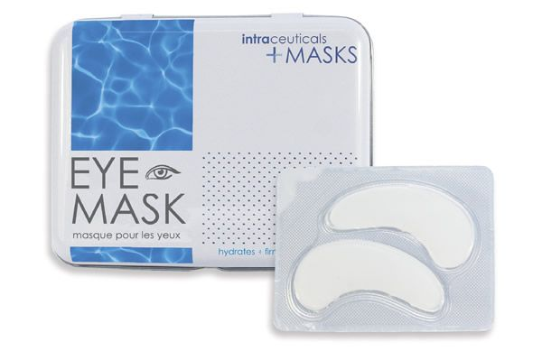 Take care of dark circles and puffiness with the new Intraceuticals Eye Masks. In just 10 minutes, skin is firmer, brighter and noticeably revitalised.