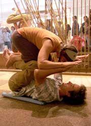 105 best yoga per due images on pinterest  couples yoga