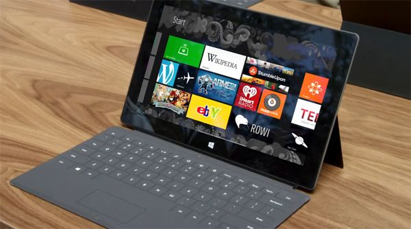 Surface RT tip: How to free up some space by uninstalling built-in apps