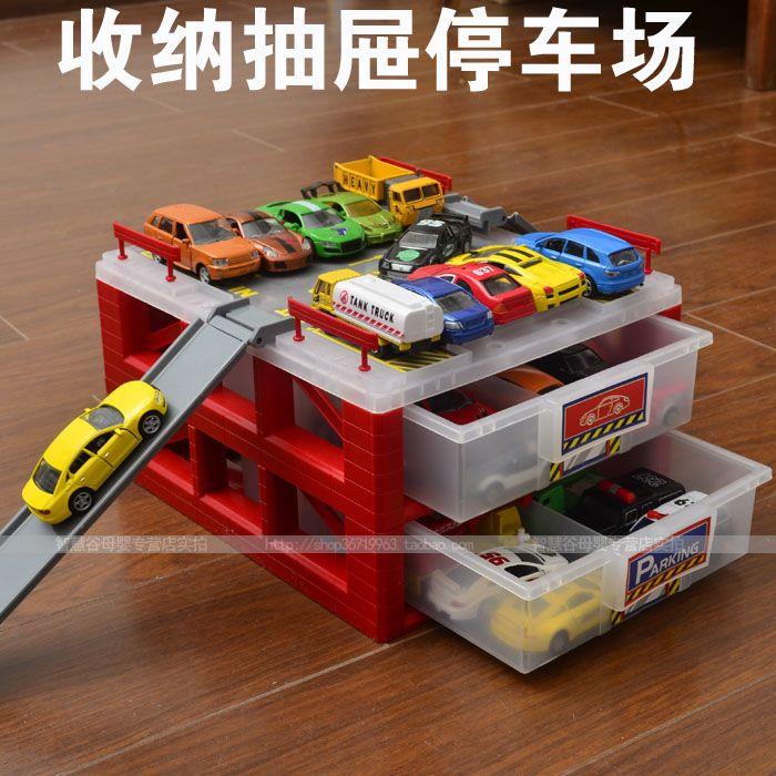 M s de 25 ideas fant sticas sobre almacenamiento de coches - Ideas almacenaje juguetes ...