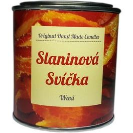 Bacon scented candle / Waxi Slaninová Svíčka